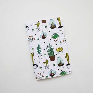Libreta Plantas PuercoSpin
