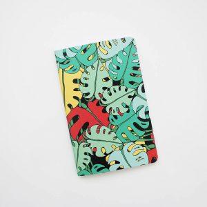 Libreta (con lomo) Mano e' Tigre / Tiger's Paw Notebook