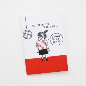 All up in the club like ... Gemma Correll