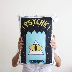 Psychic Readings Cojín Cushion