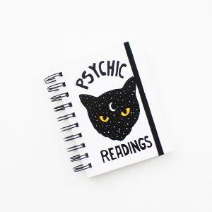 Psychic Readings Notebook - Libreta
