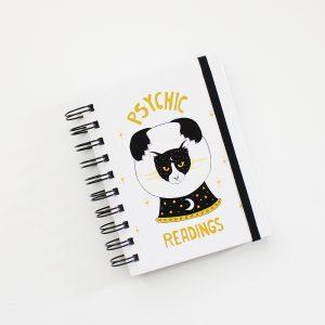 Psychic Readings Libreta - Notebook