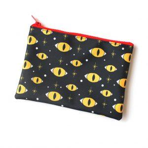 Cartuchera Ojos de Gato - PuercoSpin